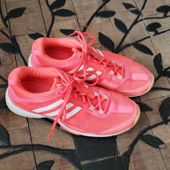 adidas adiprene plus womens running shoes 8M VGUC